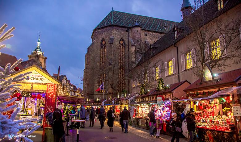Colmar - Weihnachtsmärkte