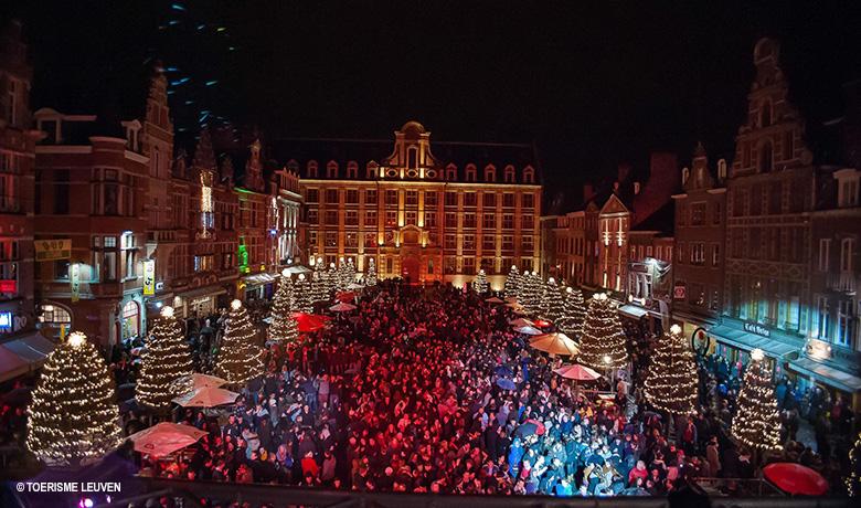 Leuven – Weihnachtsmärkte