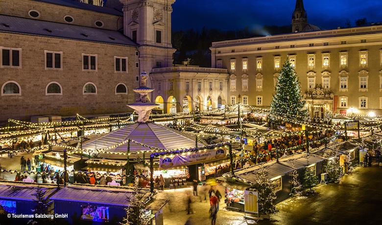 Weihnachtsmarkt Salzburg